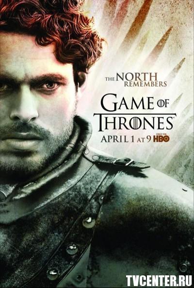 Game of Thrones: 6 характер-постеров