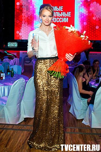Светлана Ходченкова  – самая стильная женщина года