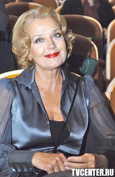 Ирина Алферова получила производственную травму