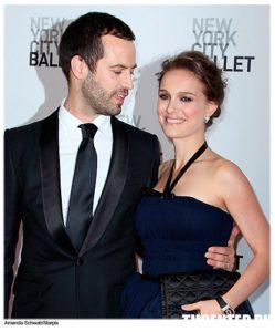 Натали Портман надоело быть тайной женой