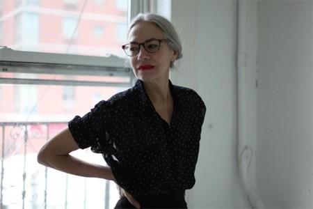 Звездой модной рекламы стала 60-летняя модель