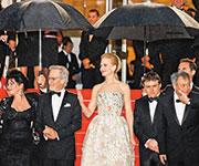 Каннские зонтики