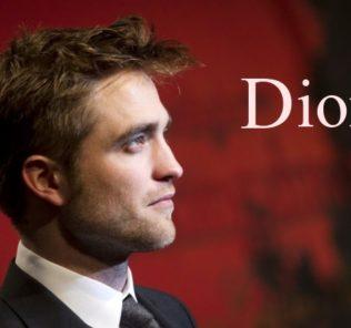 Роберт Паттинсон будет новым лицом Dior