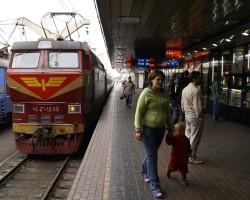 Песню Газманова выключат на Ленинградском вокзале