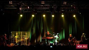 Blondie дали концерт в Москве