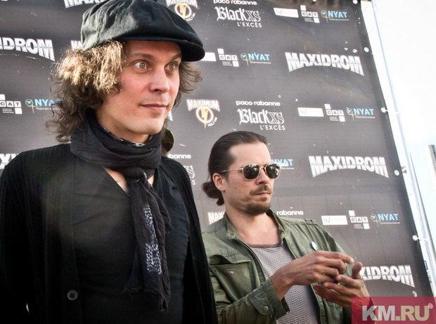 Фестиваль Maxidrom-2013 не прошел без происшествий