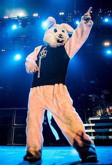 Концерт Green Day в Олимпийском