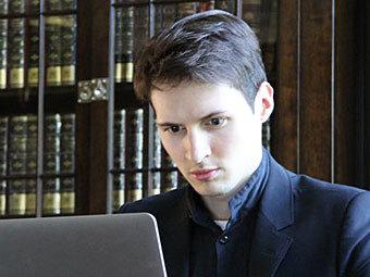 "Дуров ведет борьбу за музыку ""Вконтакте"""