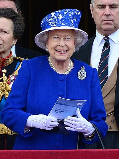 У королевы Великобритании Елизаветы II появился правнук