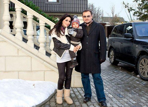 Зара родила второго сына Сергею Иванову