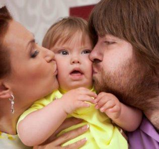 Эвелина Бледанс и Александр Семин хотят еще одного ребенка