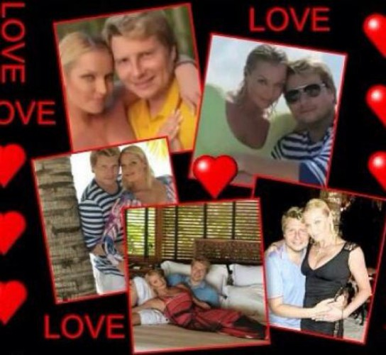 Волочкова решила показать свою любовь к другому