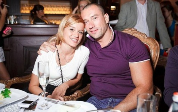 Ксению Бородину избил любовник