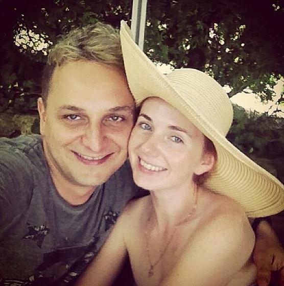 Лена Катина и Сашо Кузманович теперь муж и жена
