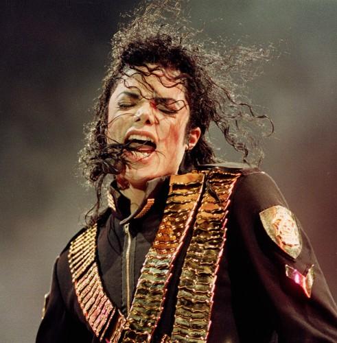 Майкл Джексон 55 лет со дня рождения
