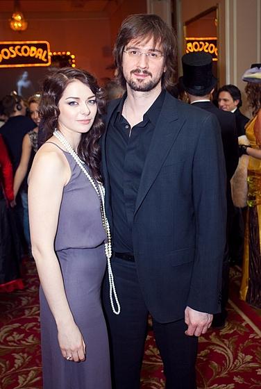 Марина с мужем Андреем Болтенко