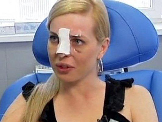 Андрей Искорнев изуродовал Таню Стребкову!