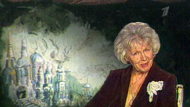 Валентина Леонтьева - велика телеведущая СССР