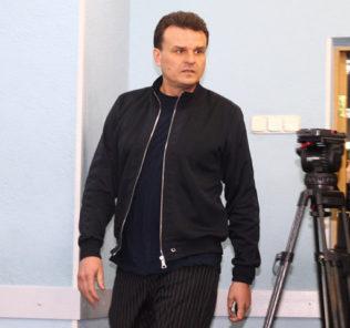 Костюк представил новую песню группы «ВИА Гра»
