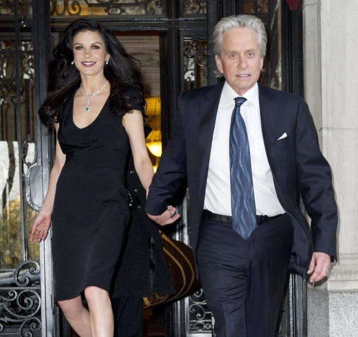 Майкл Дуглас и Кэтрин Зета-Джонс: Развода не будет!