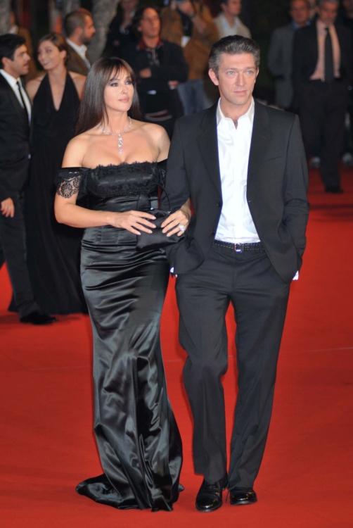 Моника Беллуччи рассказала о причинах развода с Венсаном Касселем