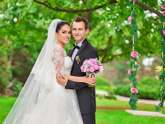 Маша Собко - свадебные фото