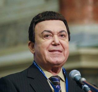 Кобзон лишился звания почетного гражданина Днепропетровска