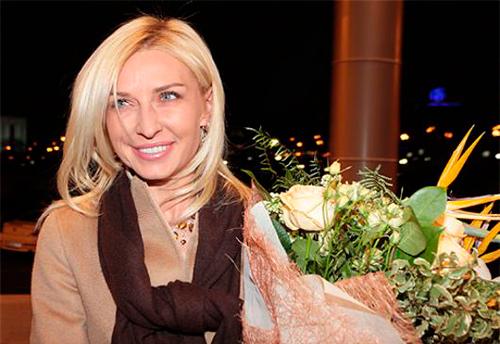 Овсиенко назвала свой 18-летний брак фиктивным
