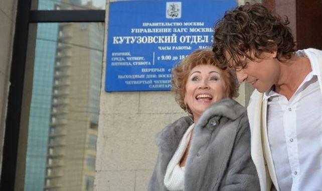 Прохор Шаляпин и Лариса Копенкина разводятся