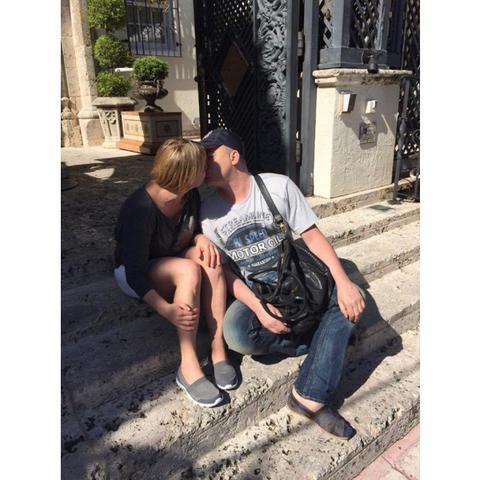 Андрей Данилко показал всем свою возлюбленную, а Виктория Боня маленькую дочь