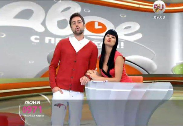 Канал RU.TV запускает новые телепроекты