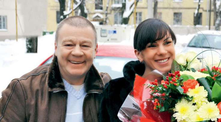 Сергей Селин, наконец, женился на матери своих детей