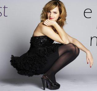 Актриса Эмма Уотсон - самая выдающаяся женщина года
