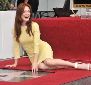 Актрису Джулианну Мур невзлюбили в Турции