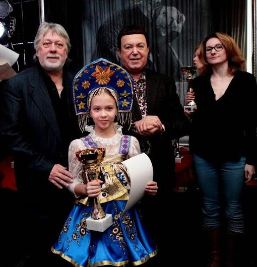 """В Москве прошел конкурс лучших исполнителей """"Золотая нота"""""""