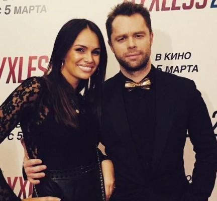 Виталий Гогунский и Ирина Маирко