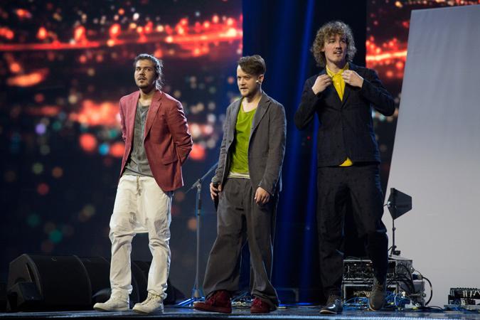Коллектив Jukebox Trio даст лирический концерт
