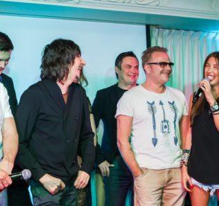 Сосо Павлиашвили, A'Studio и Тина Кузнецова открыли Emporio Music Fest