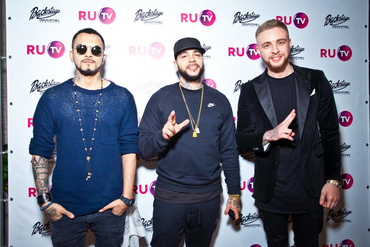 Канал RU.TV представил новый гимн на pre-party Русской Музыкальной Премии