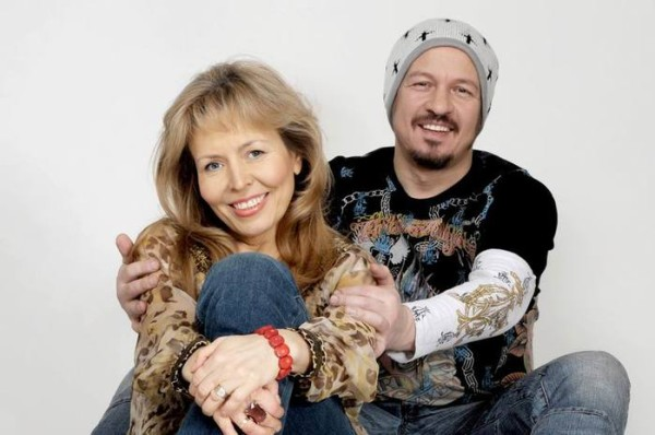 Алексей Белов и Ольга Кормухина
