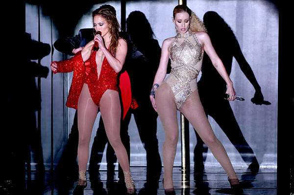 2014 American Music Awards - Show