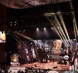 Премия RU.TV состоялась в Москве