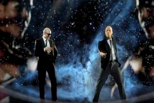 Pitbull и Крис Браун