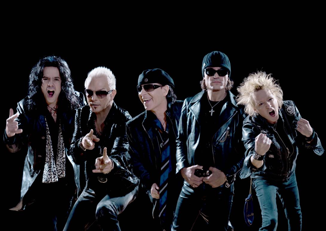 Scorpions выступят в одиннадцати городах России