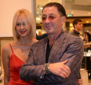 Григорий Лепс стал основателем ювелирного бизнеса