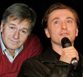 Ливанов поблагодарил Сергея Безрукова за жену