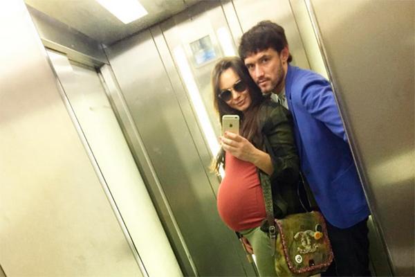 У футболиста Юрия Жиркова родился третий ребенок