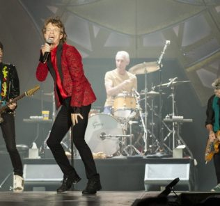 Rolling Stones планируют записать новый альбом