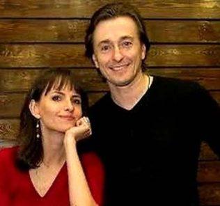 Сергей Безруков демонстрирует свою новую возлюбленную