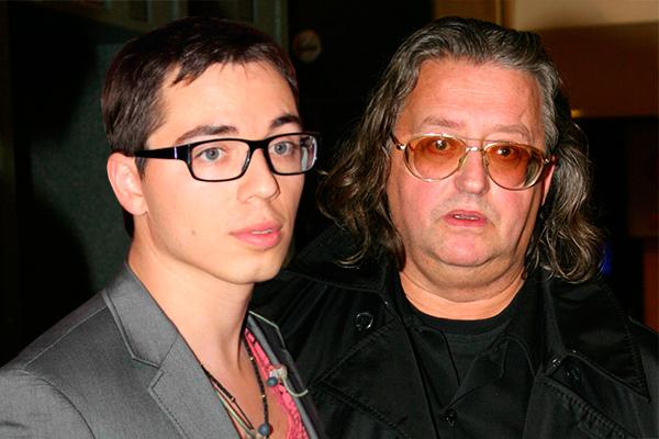 Александр Градский набросился на сына Олега Газманова